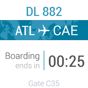 App in the Air: Flight Tracker Screenshot