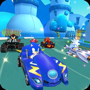 Super Sonic Kart Racing For PC / Windows 7/8/10 / Mac – Free Download