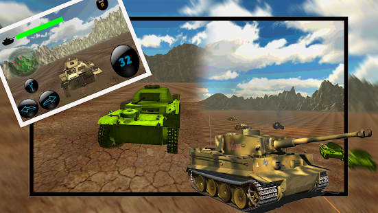 Last Tank Battle of Freedom - screenshot