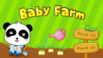 Screenshot of Baby Farm by BabyBus