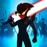 Stickman Legends - Ninja Warriors: Shadow War Icon