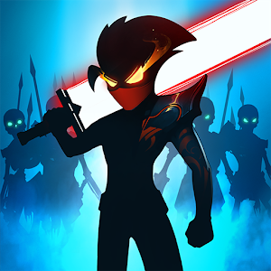 Stickman Legends - Ninja Warriors: Shadow War New App on Andriod - Use on PC