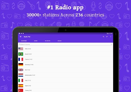 Free Download Radio FM APK for Samsung
