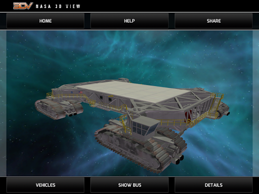 NASA 3DV screenshot 4
