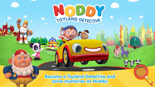 Noddy Toyland Detective For PC