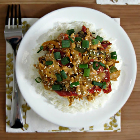 Easy Thai Chicken Stir Fry