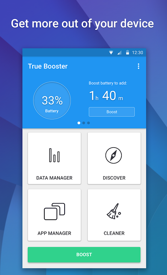 True Booster (Clean & Boost) Screenshot 12