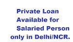 Personal Loan Provider in Delhi NCR