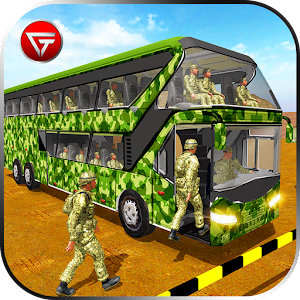 Army Bus Driver US Soldier Transport Duty 2017 For PC / Windows 7/8/10 / Mac – Free Download