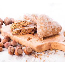 Gingerbread by Szymon Stasiak - Food & Drink Cooking & Baking ( gingerbread food studio )