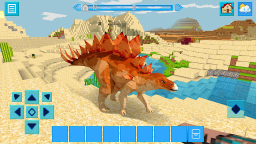 JurassicCraft Pro For PC