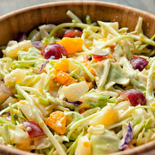 Mandarin Orange Coleslaw Recipes