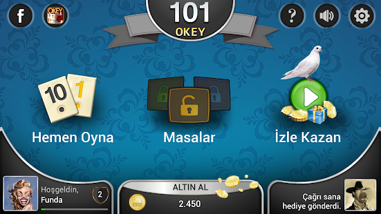 Game 101 Okey APK for Windows Phone