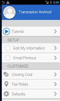 Screenshot of TransnationAgent 3.0
