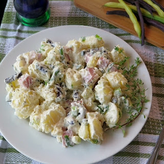 Sour Cream Potato Salad Ham Recipes