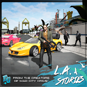 Game L.A. Crime Stories Mad City version 2015 APK
