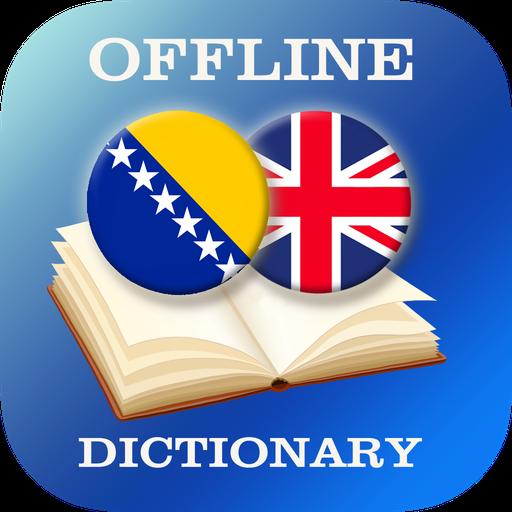 Android aplikacija Bosnian-English Dictionary na Android Srbija