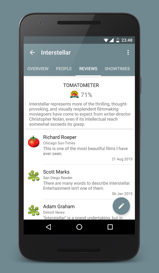 Movie Mate Pro Screenshot 3