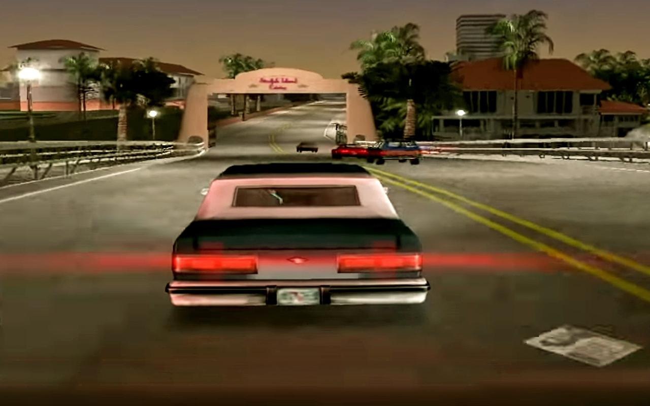 Gangster Auto Theft V: New Orleans android spiele download