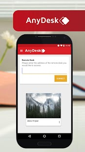 AnyDesk remote PC/Mac control Business app for Android Preview 1