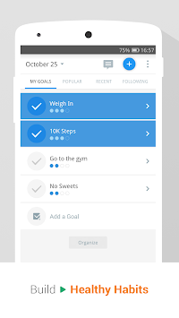 Pedometer & Weight Loss Coach APK screenshot thumbnail 6