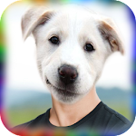 Animal Face Sticker Photo APK Image