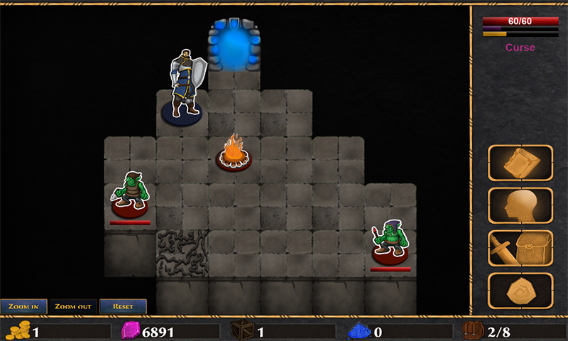 Greenskin Invasion Roguelike Screenshot 1