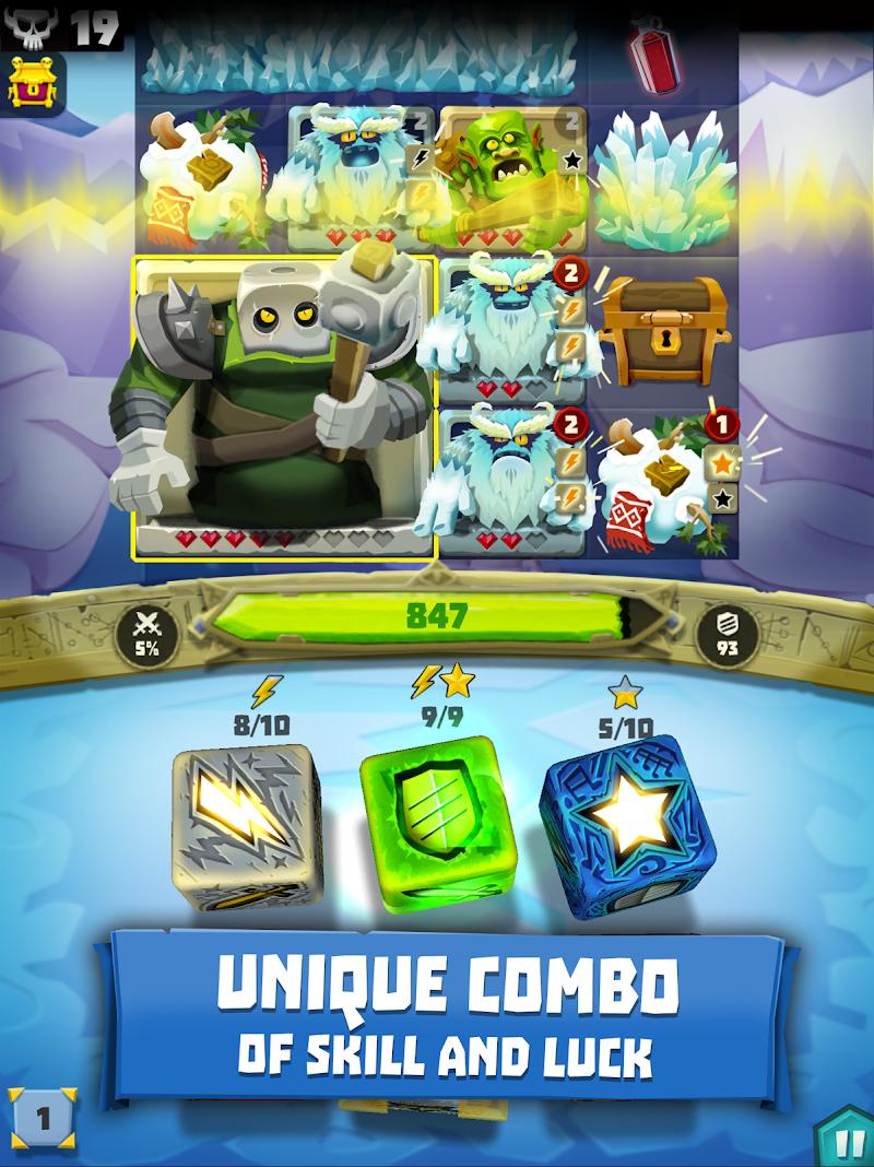 Dice Hunter: Dicemancer Quest Screenshot 7
