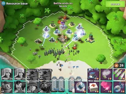 Boom Beach APK for Blackberry