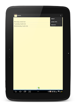 NOTES APK screenshot thumbnail 15