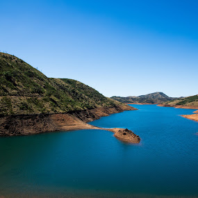 AValanche - Ooty by Karthikeyan Chinnathamby - Landscapes Waterscapes ( canon, water, hills, canon5d, wide, southindia, travel, landscape, waterscapes, pure, reservoir, nature, blue, dam, chinna, ooty, south, karthikeyan, india, tamilnadu )