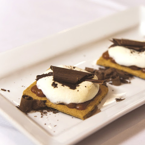 Sweet Potato S'mores with Grain-Free Graham Crackers