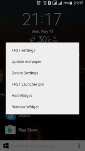 FAST LAUNCHER PRO-Fast,Simple- screenshot thumbnail