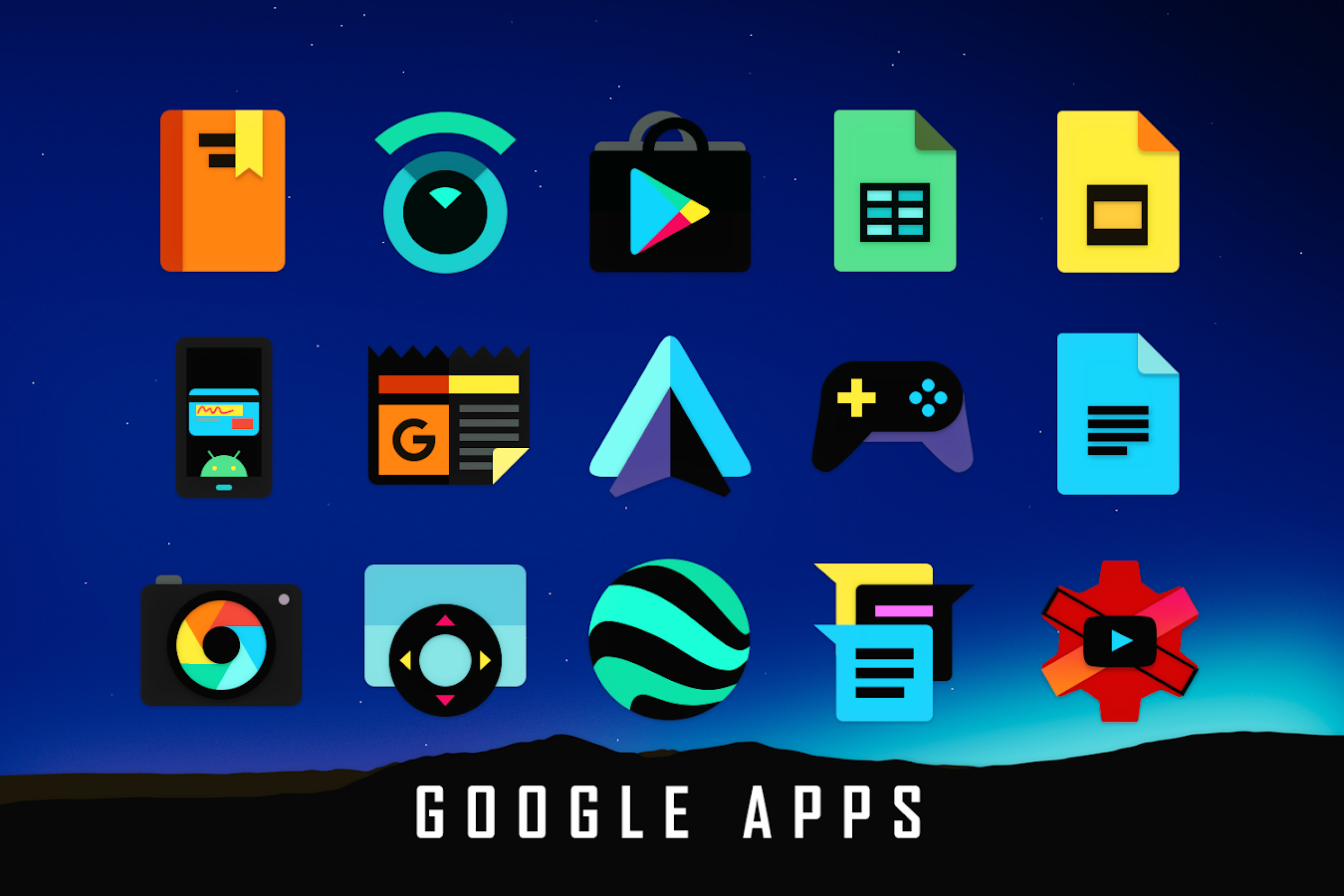 Atomic Icon Pack Screenshot 6