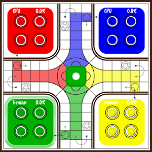 Ludo Neo-Classic for PC-Windows 7,8,10 and Mac