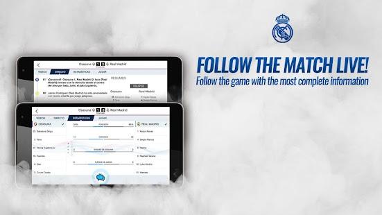 Real Madrid App APK for Bluestacks