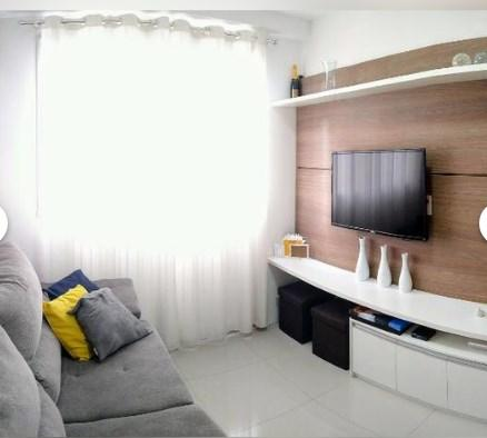 Apartamento com 2 dormitórios à venda, 50 m² por R$ 212.000,00 - Parque Yolanda (Nova Veneza) - Sumaré/SP