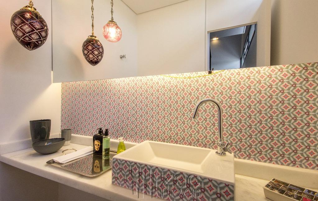 Casa em condomínio com projeto incrível de Nitsche Arquitetos!