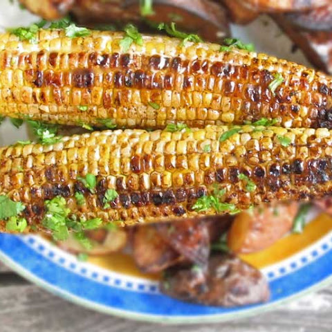 Mexican-Style Grilled Corn-on-the-Cob
