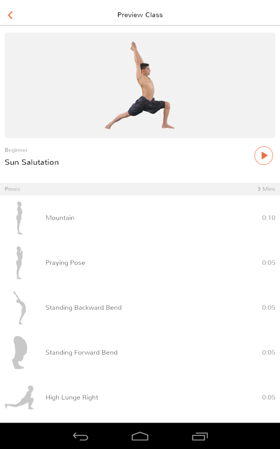 Yoga - Track Yoga Screenshot 6
