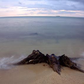 Yang Tersisa by Suwito Pomalingo - Landscapes Waterscapes ( gorontalo )