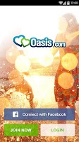 Screenshot of Oasis - Free Dating & Chat