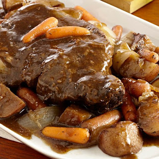 Slow Cookers Red Wine Pot Roast
