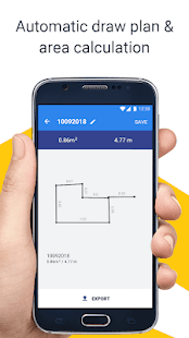 Fast AR Measure Plan