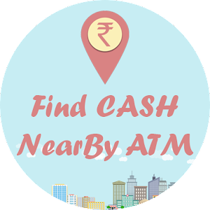 NearBy ATM (Find cash on ATM)