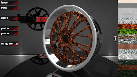 OZ Racing 4D Wheeleditor
