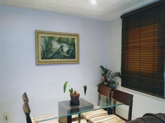 Apartamento com 3 dormitórios à venda, 63 m² por R$ 220.000,00 - Parque João de Vasconcelos - Sumaré/SP