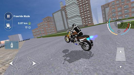 Motorbike Driving Simulator 3D for pc