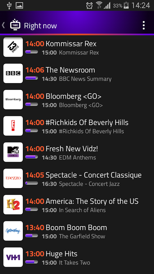TV Guide TIVIKO - EU Screenshot 4