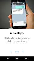 Screenshot of AT&T DriveMode